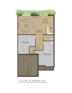 Ashbury Basement Plan