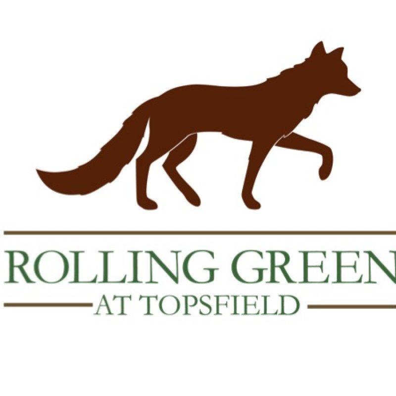 Rolling Green at Topsfield Logo